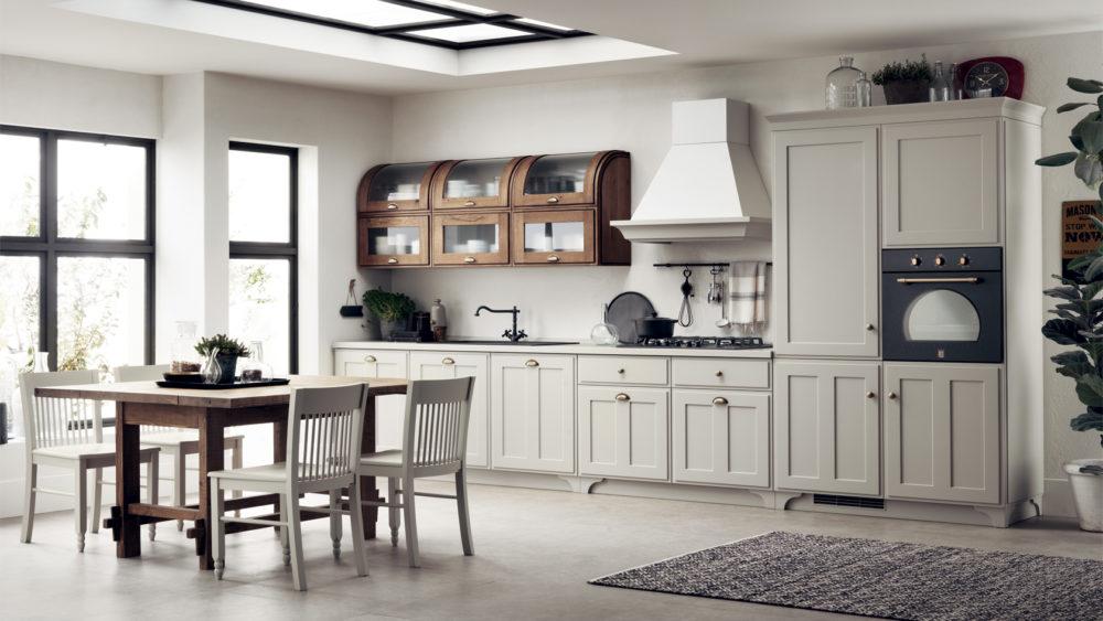 É arrivata Favilla di Scavolini: la cucina raffinata ed essenziale