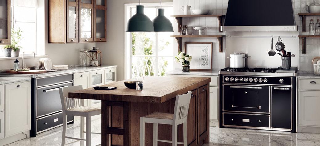 Arrivata favilla di scavolini la cucina raffinata ed for Sgabelli scavolini