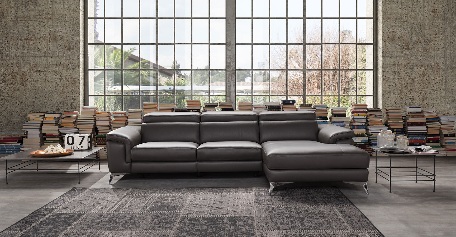 Promo divani sconti fino al 70 sui divani in mostra - Maison sofa altamura ...